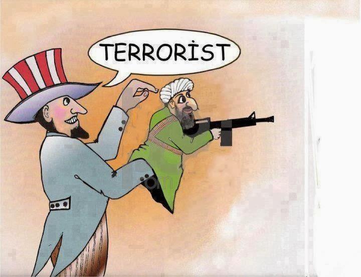"""""""É oficial: EUA é o maior Estado terrorista do mundo e se orgulha disso"""""""