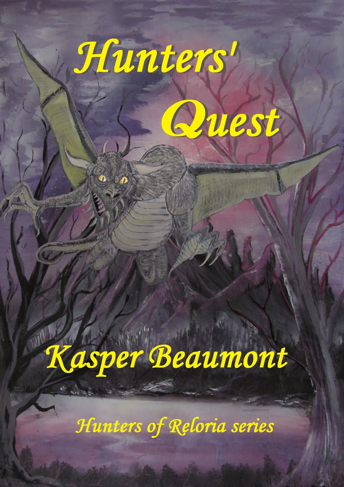 A Book by Sexy Author Kasper Beaumont