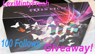 Grateful + Urban Decay Giveaway