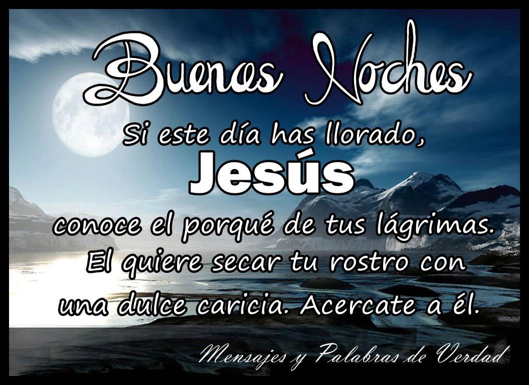 buenas noches jesus