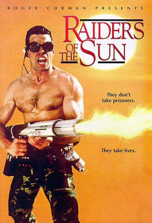 Raiders of the Sun movie