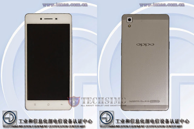 Dua Oppo R7 muncul di situs Tenaa, wujud dan spesifikasi terungkap