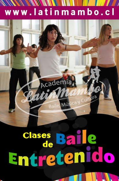 ¡TOMA CLASES DE BAILE ENTRETENIDO!