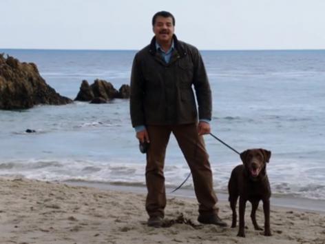 New Video: Neil deGrasse Tyson Destroys Climate Deniers