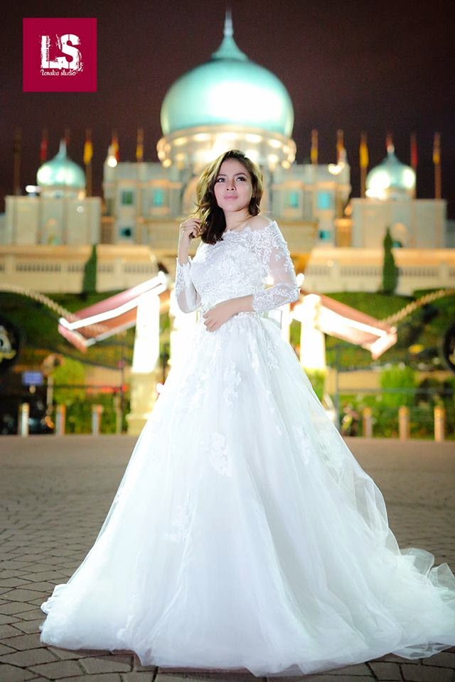 MY BRIDAL GOWN: Special Thanks to Ardell Aryana & Lenska Studio SP ...