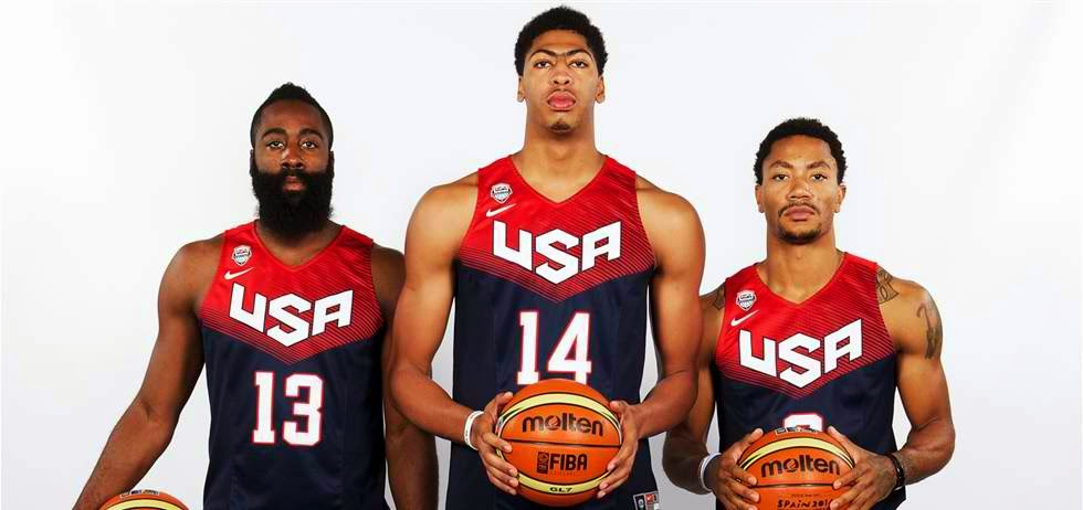 USA national basketball team free wallpaper download