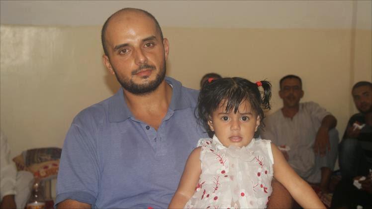 أحمد أبو لحية احتجز لمدة 26 يوما وعاني من التعذيب البدني والنفسي