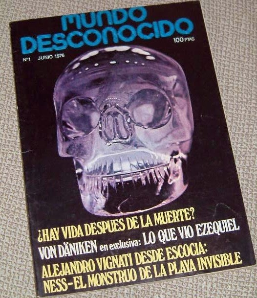 Revista Mundo Desconocido Nº 1