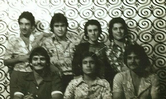 BLUE HAZE - 1972