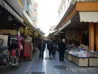 Heraklio Market