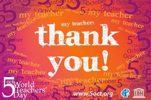 Tarikh Sambutan Hari Guru di Negara Seluruh Dunia