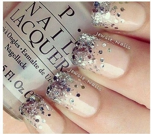 Awesome Nail Art, Glitter Nails, Inspiration