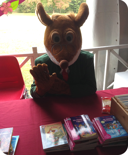 Geronimo Stilton - Salon Lire en poche 2015 - Gradignan