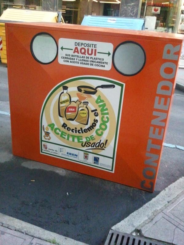 Consume justo reciclar aceite usado para qu y c mo - Aceite usado de cocina ...