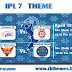 Ipl 7 Theme (with Fixtures) For Nokia c3-00,x2-01,asha200,201,205,210,302 320x240 Devices