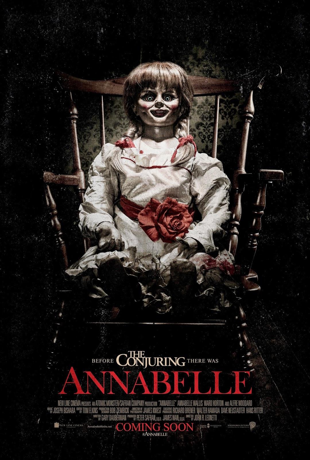 Annabelle (2014)  Hdrip tainies online oipeirates
