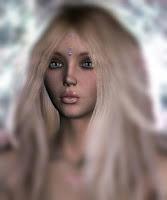 Lemurian woman