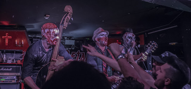 Banane Metalik - Zaragoza 24/10/2015
