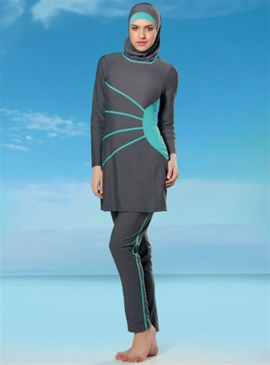 model baju muslim renang untuk wanita muslimah terbaru 2017/2018