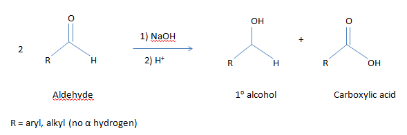 New Perspective To Chemistry Cannizzaro Reaction