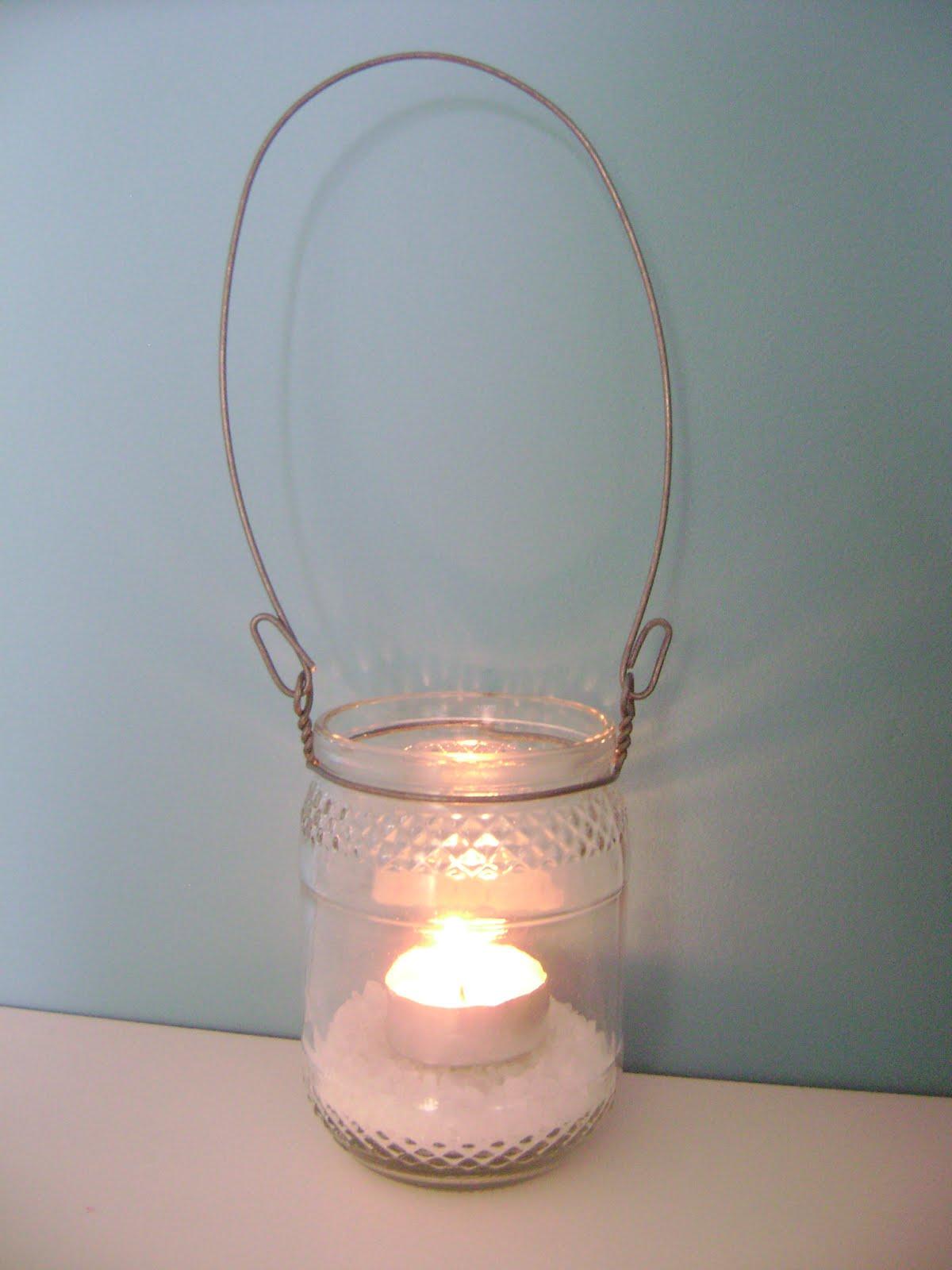 Luminária de Vidro