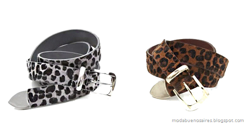 Isadora accesorios: anillos, pulseras, collares invierno 2012. Blog de Moda Argentina.