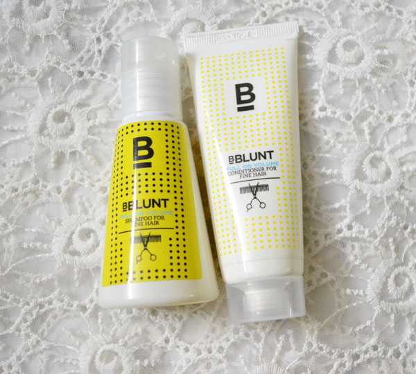 BBlunt Full on Volume Mini shampoo and conditioner India