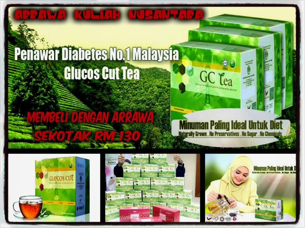 PENAWAR DIABETES DAN DIET