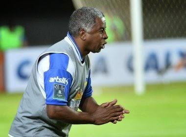 Jacobina demite o técnico Andrade