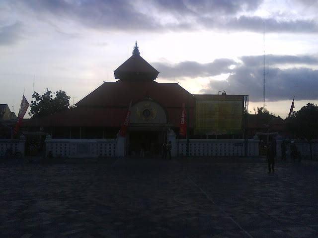 Masjid Gede Kauman Keraton Yogyakarta