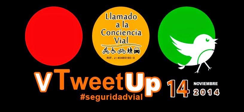 TweetUp #SeguridadVial
