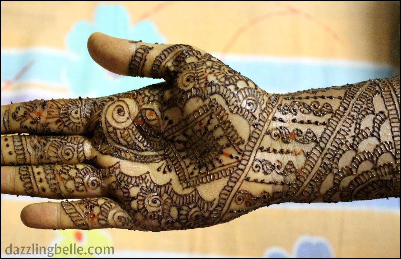 Mehndi Design For Fingers Front Side : Beautiful latest simple arabic pakistani indian bridal