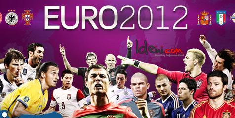 Jadwal Lengkap Pertandingan Euro 2012 Polandia Ukraina