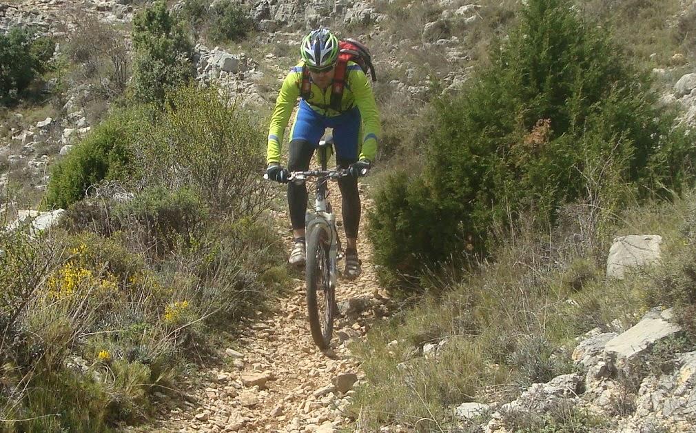 Club Ciclista Mtb42castello Ruta Vistabella La Estrella