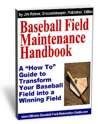 Baseball Field Maintenance Handbook