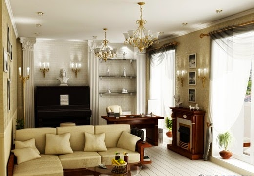 multifunctional living room design part 2