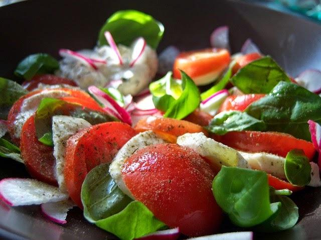 sfiziosi spiedini di verdure