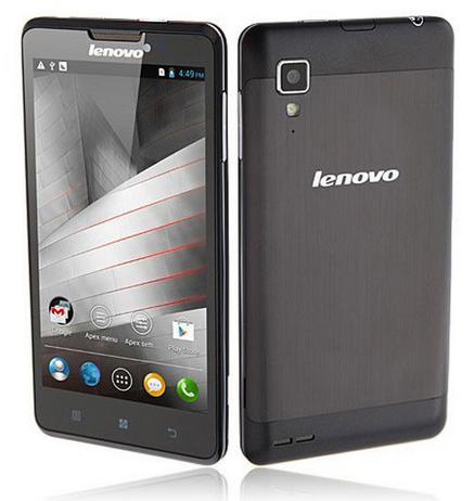 Spesifikasi Lenovo P780 Lengkap