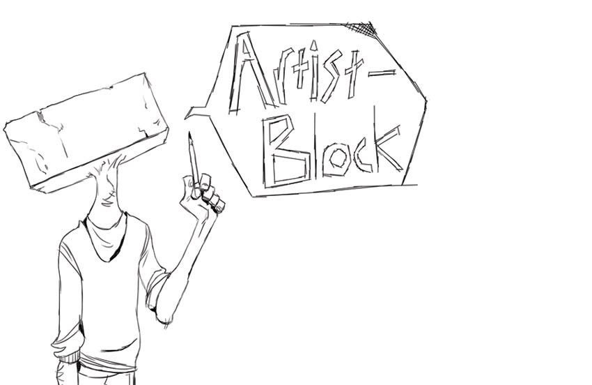 Artist&#39;s Block