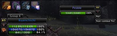 Pebble sure has a lot of health...