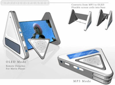 Unique MP3 Players and Unusual MP3 Player Designs (15) 6