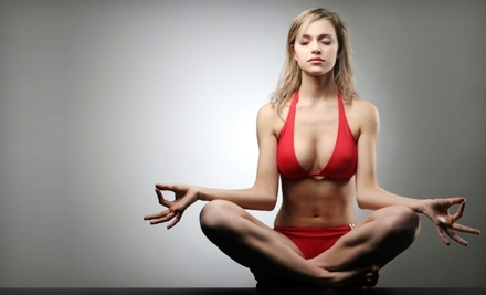 meditation and yoga removes stress