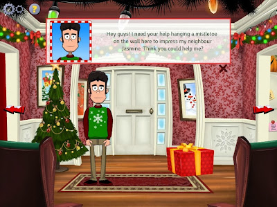 http://www.buzzedgames.com/jerrys-merry-christmas-game.html