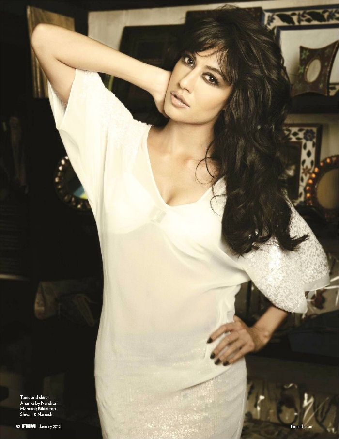 Chitrangada Singh FHM HOt Pic1 - Chitrangada Singh Hot Photoshoot For FHM India
