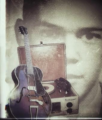 Neil Young Setup 1960-1961