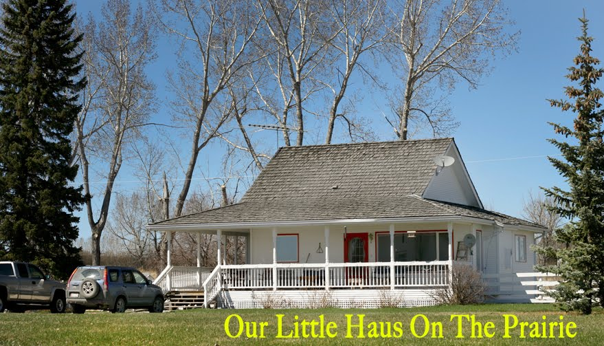 Our Little Haus On The Prairie