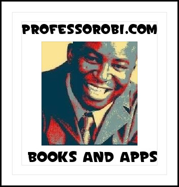 Professor Obi | Books and Apps