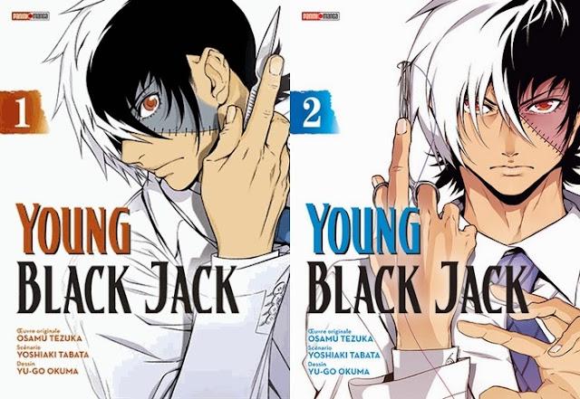Panini Manga, Young Black Jack, Actu Japanime, Japanime, Yoshiaki Tabata, Osamu Tezuka, Yugo Okuma,