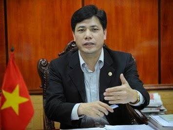 Thứ trưởng Bộ GTVT Nguyễn Ngọc Đông.