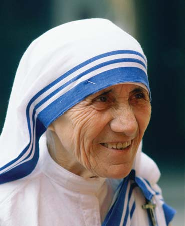 Mother Teresa 10 Amazing Self Sacrifices in the World